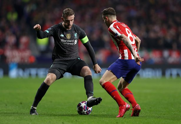 Jordan Henderson is reportedly considering his Liverpool future