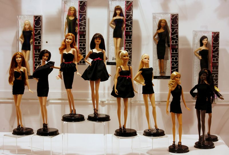 Mattel expects strong holiday season as Barbie demand swells