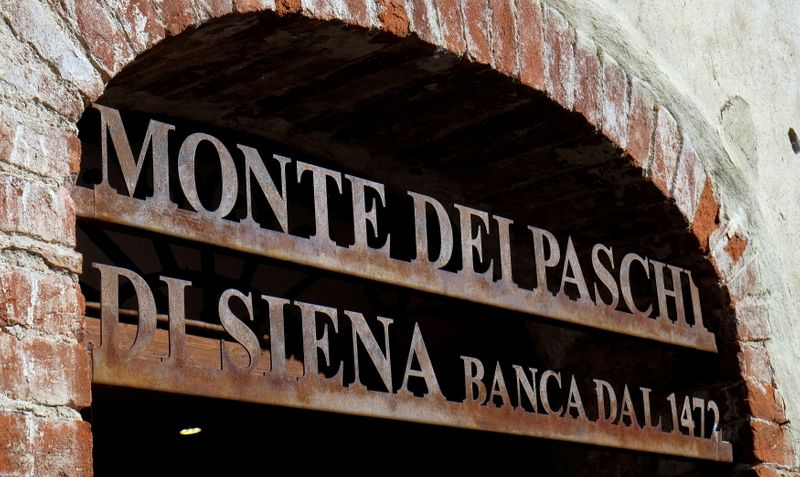 Monte dei Paschi capital wiped out in EU banking stress test