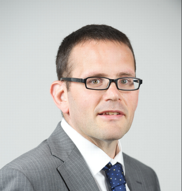 Euan Murray, relationship director and retail specialist for Barclays Corporate Banking in Scotland