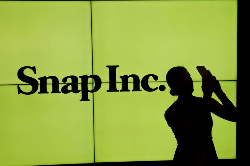 Snap beats user, revenue estimates with highest growth in 4 years