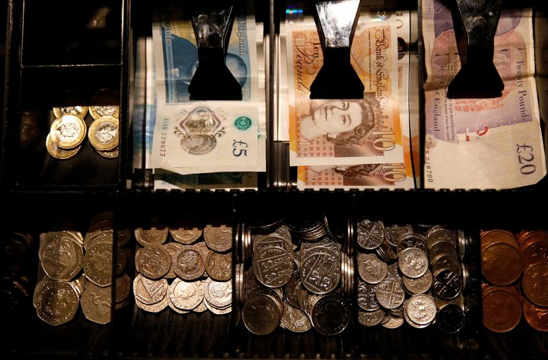Sterling surge in unusually high volumes stumps traders