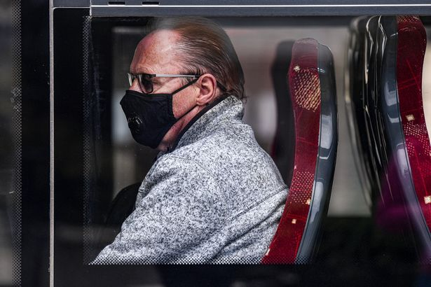 Face coverings will no longer be a legal requirement on public transport - though they are recommended