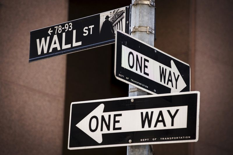 Wall Street Opens Higher as Jobless Claims Bolster Fed Hopes; Dow up 420 Pts