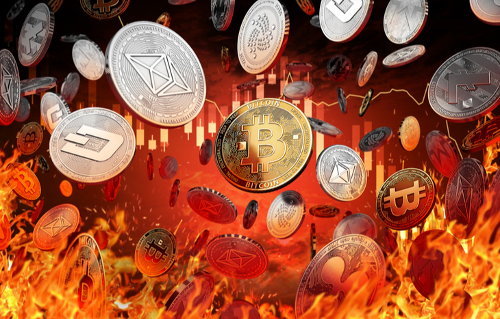 Why is crypto going down in flames?