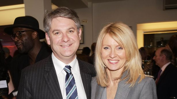 Former Work and Pensions Secretary Esther McVey and her husband, Tory MP Philip Davies, accepted hospitality for horse racing, motorsport, football and tennis events