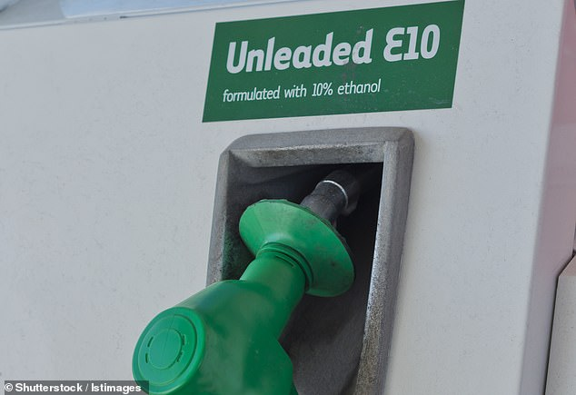 From September, E10 will become the new standard with up to 10% bioethanol in the blend