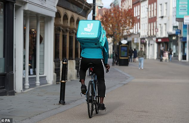 Takeaway app Deliveroo flopped on its market debut with shares plunging more than 30 per cent on its first day of trading