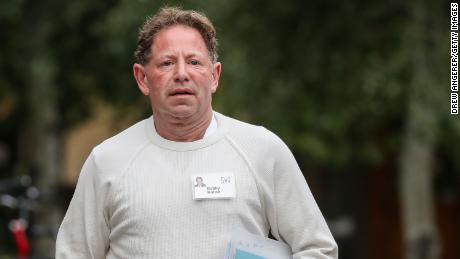 Activision Blizzard CEO Bobby Kotick is under pressure from California authorities as well as his own employees.