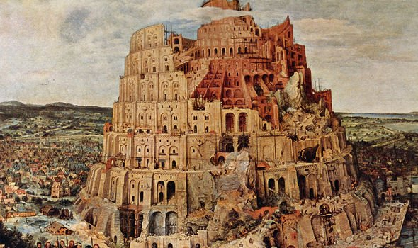 Biblical stories: The description of the Tower was almost identical to that in the Bible