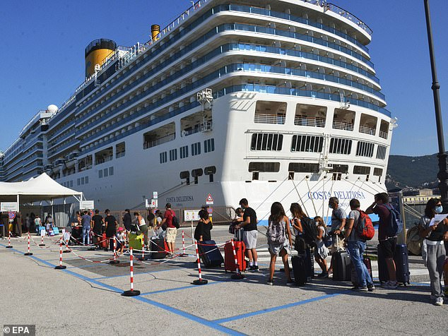 Big ship: Famous DLCs include cruise operator Carnival Corporation, which is incorporated in Panama, headquartered in Florida, but has primary listings in New York and London.