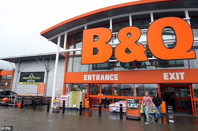 B&Q and Homebase both blamed increased shipping costs for price rises