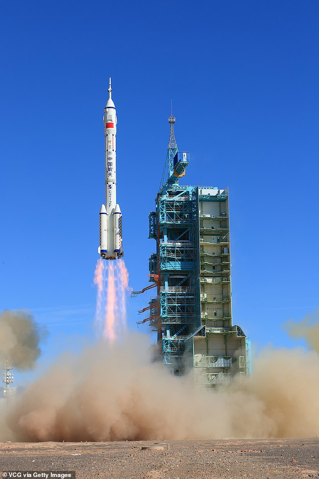The Chinese government have directed researchers to create lighter weight materials that would require fewer launches to build structures in Earth orbit in the future