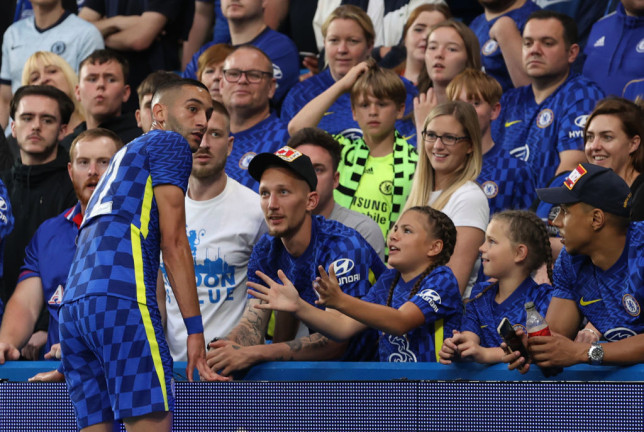 Chelsea blew a two-goal lead in their pre-season friendly with Tottenham at Stamford Bridge on Wednesday