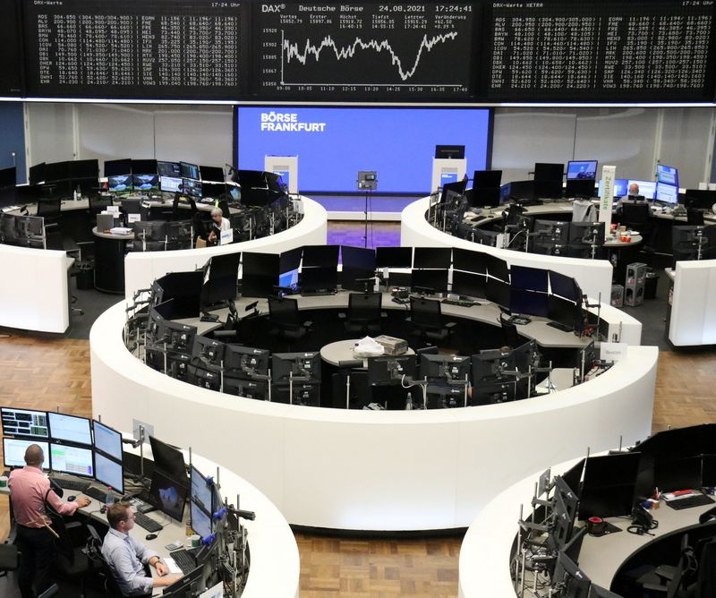 European stocks on course for seventh straight month of gains