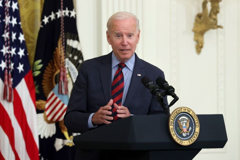 Exclusive: Biden plans shift in arms export policy to favor human rights - sources
