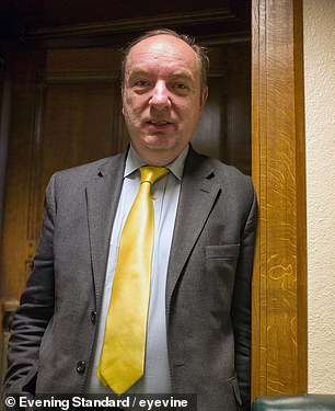 'Unfortunate': Norman Baker says most MPs, including the PM, have never had to live on a tight budget