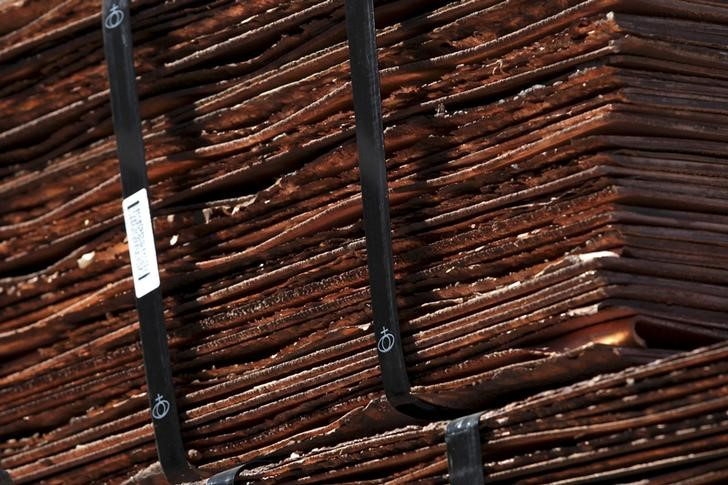 Global Copper Supply at Risk As Workers Vote to Strike