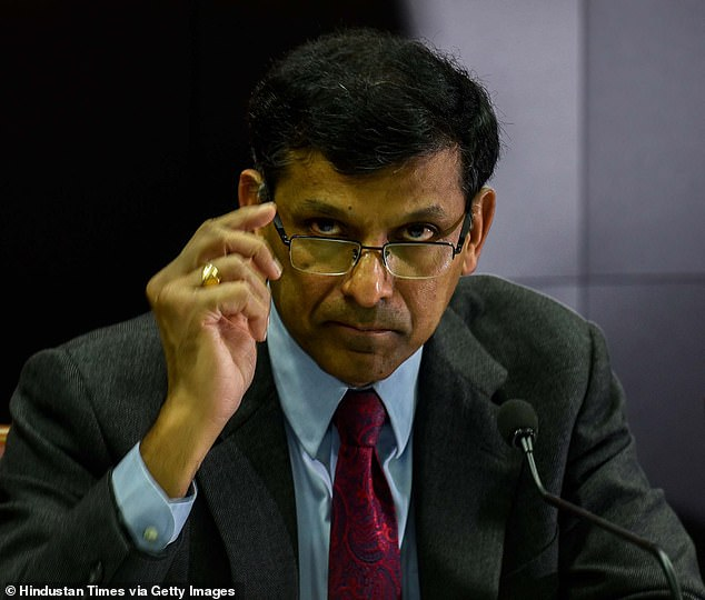 Insight: Raghuram Rajan warned of a global meltdownwhen he was chief economist at the IMF in 2005