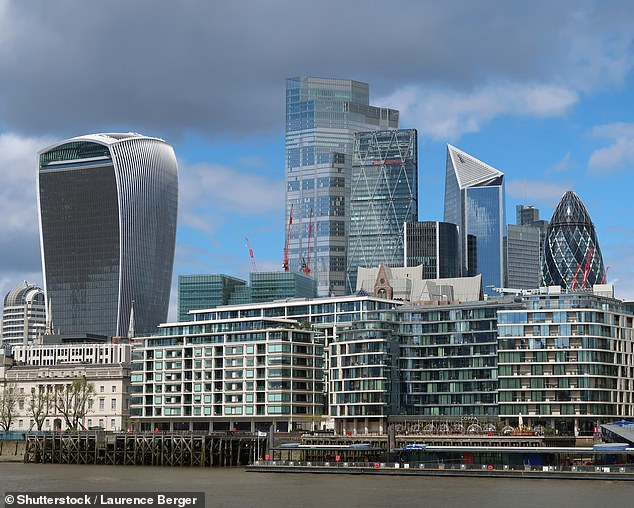 City slickers: The past week has seen a tidal wave of strong results from the 'old' corporate giants that dominate the FTSE100