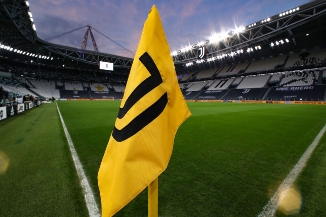 Juventus Stadium ahead of the side's Serie A clash with Atalanta