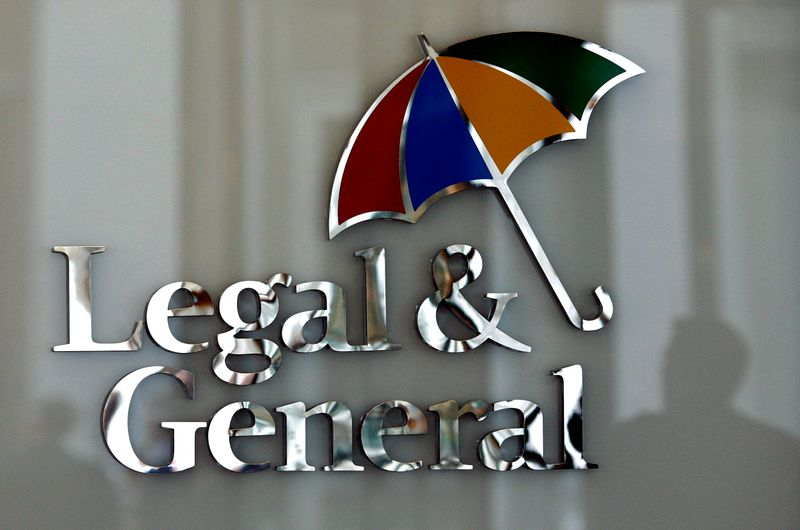 Legal & General posts 14% H1 profit rise, sees strong full-year
