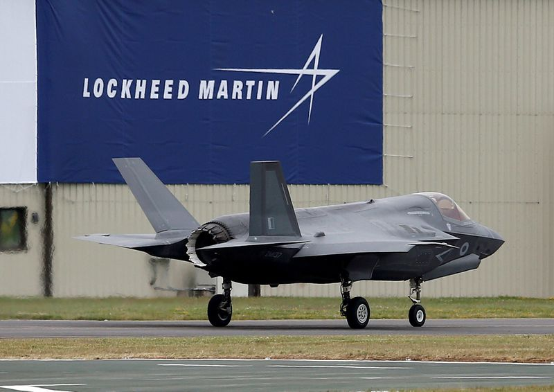 Lockheed Martin begins search for new CFO after Possenriede's exit