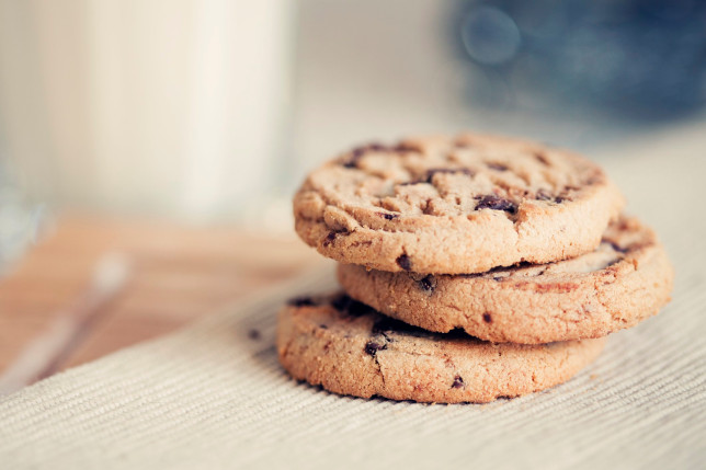 Eating raw cookie dough is dangerous, CDC warns getty images