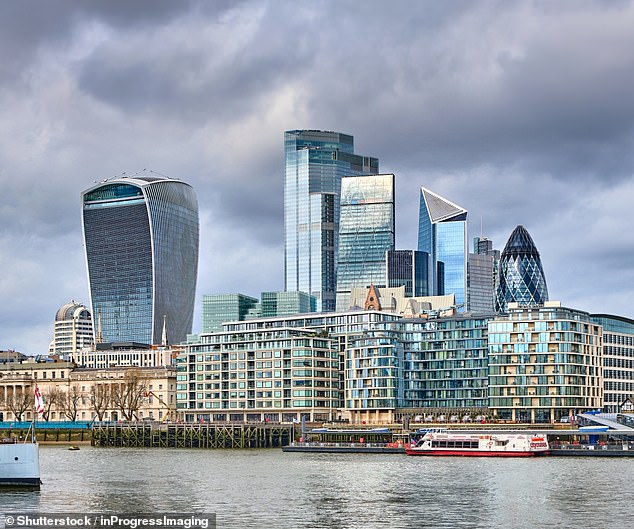 Cloudy skies: Stingy valuation placed on certain UK companies has left them prey to the private equity crocodiles