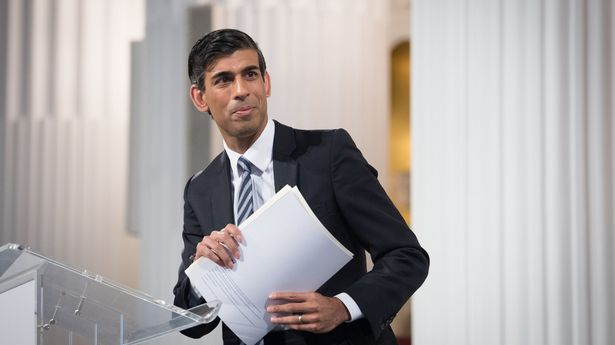 Chancellor Rishi Sunak is facing down demands for more NHS cash