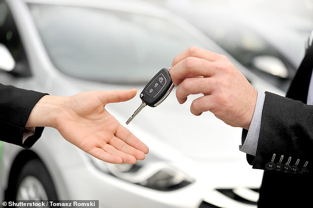Handover: Is a mystery suitor eyeing the vehicle hire company that was formed from the merger of Redde and Northgate?