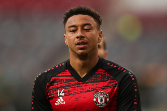 West Ham want to sign Jesse Lingard on a permanent transfer
