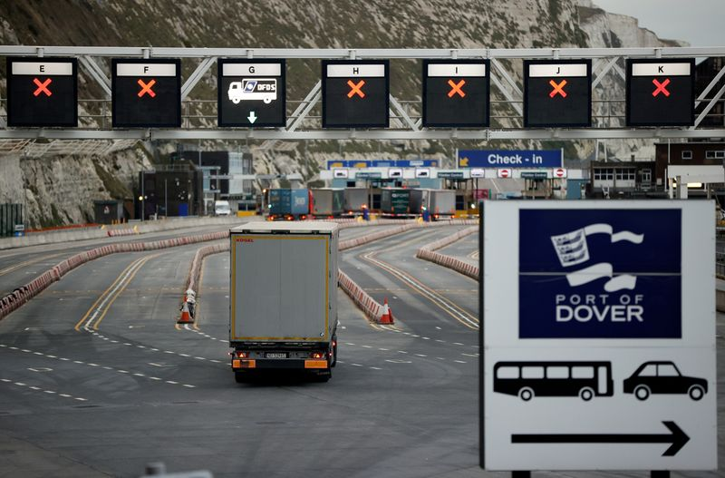 UK mulls easing post-Brexit immigration rules to end truck driver shortage -The Times