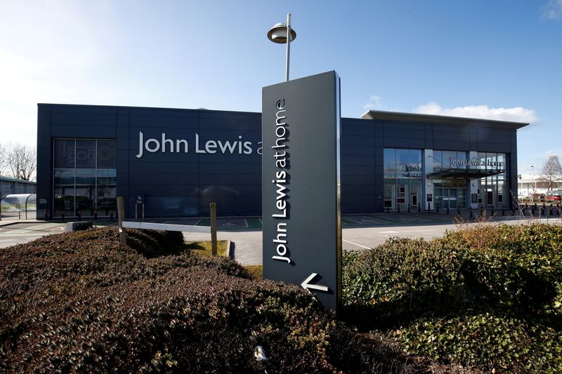 UK names John Lewis and others for breaking minimum wage law