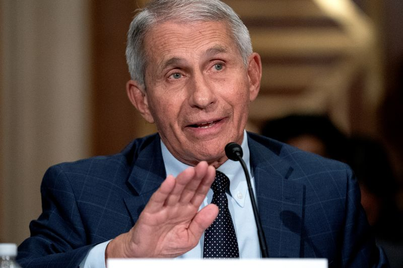 U.S. will not lock down despite surge driven by Delta variant, Fauci says