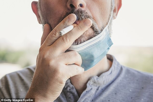 Smoking can increase a person's likelihood of dementia by up to 45%, the researchers found. (File Photo)