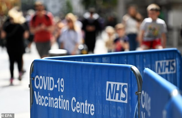 Eight in ten Britons over 16 years old have been fully vaccinated. In the older age groups, that figure is close to 100 per cent