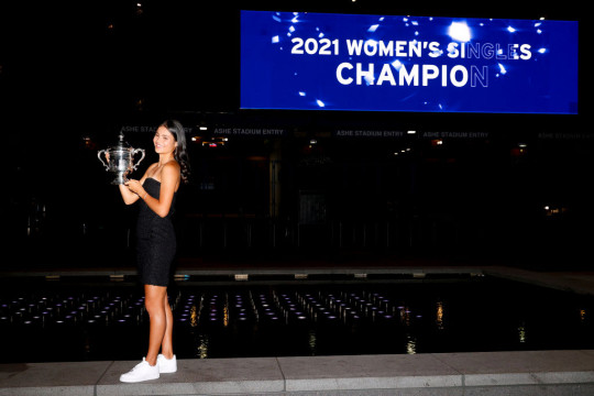 Emma Raducanu reveals the first thing she will spend her $2.5m US Open prize money on