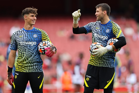 Kepa has recently admitted his struggles after being dropped as No.1.