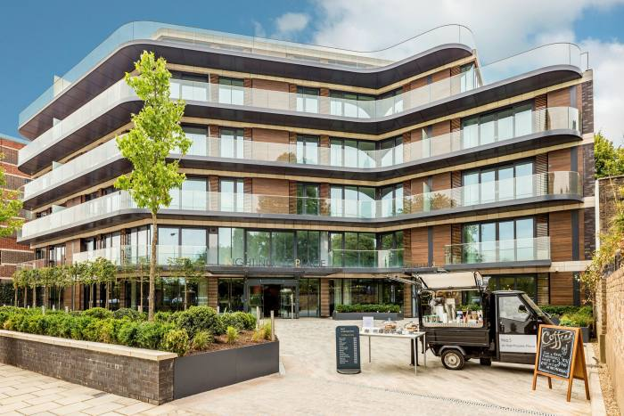 Nightingale Place in Clapham, Developer Audley Group aims to build 255 mid-market retirement homes with the help of a government loan