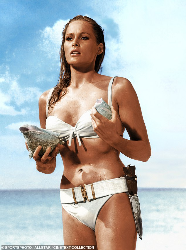 Perhaps the most iconic Bond Girl of all time, Ursula Andress spoke for the first time about her devastation to be diagnosed with osteoporosis in an interview with Good Health in October 2008