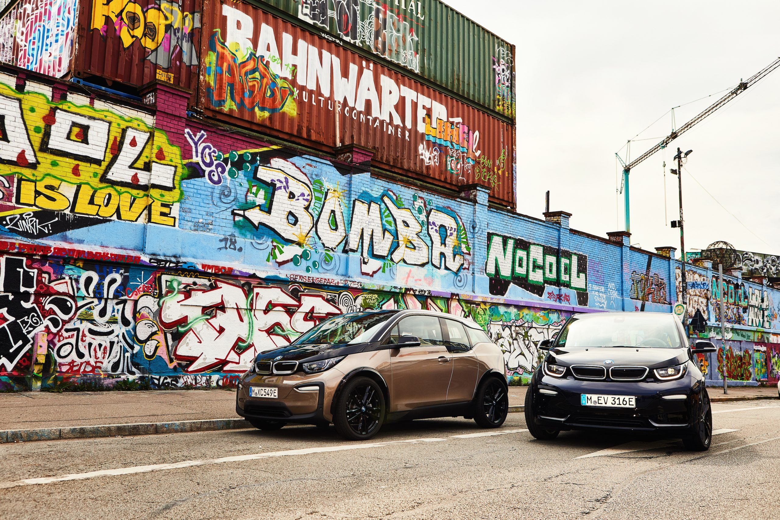The BMW i3 is a popular used electric car