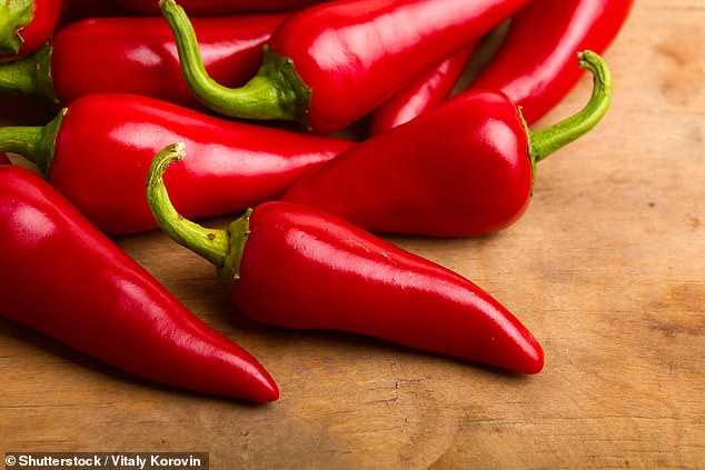 Chilli's active ingredient capsaicin can make it addictive, says Dr Naomi Newman-Beinart, a London-based psychologist