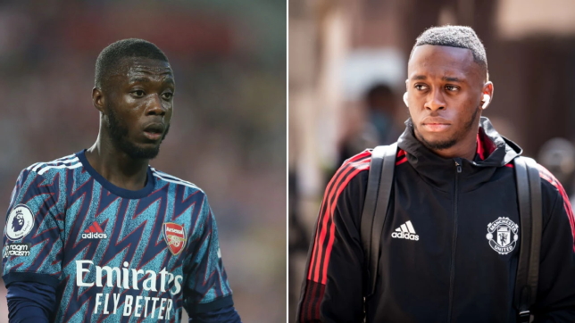 Pepe is impressed with Wan-Bissaka's ability in both boxes.