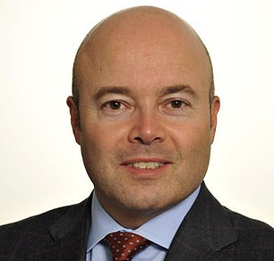 Windfalls: Peel Hunt's initial IPO would make chief exec Steven Fine (pictured), and several staff, into multi-millionaires on paper