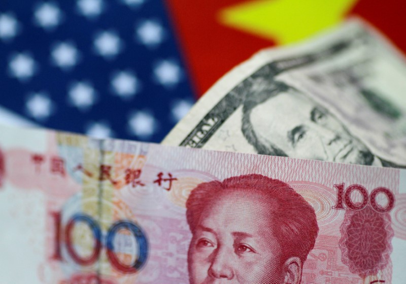 """Dollar Down, but all Eyes on Yuan Ahead of China Evergrande """"Credit Event"""""""
