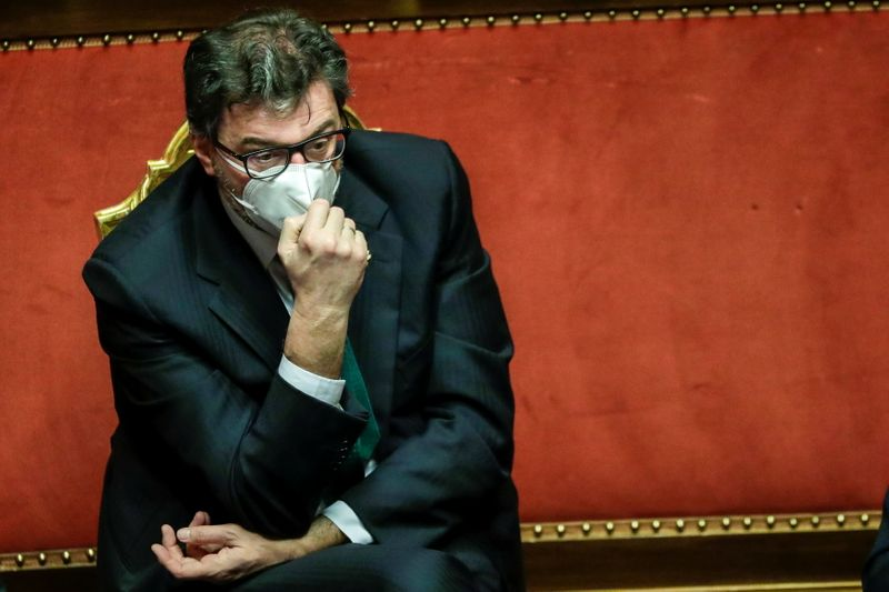 Europe should temporarily suspend steel tariffs to help industry -Italy minister