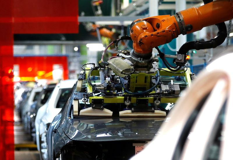 German engineering firms expect hit from supply chain bottlenecks next year