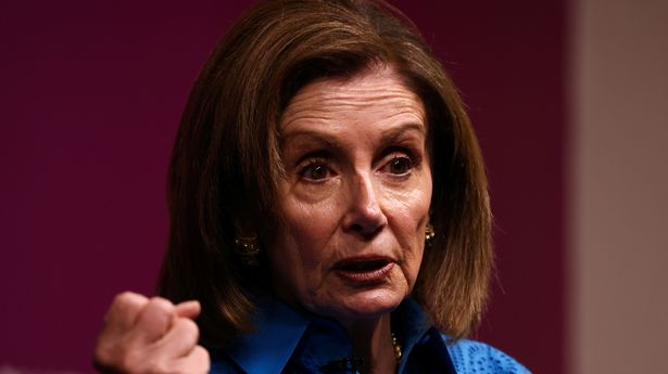 U.S. House Speaker Nancy Pelosi warned that the Good Friday Agreement must be protected