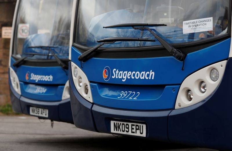 National Express in talks for all-share takeover of Stagecoach